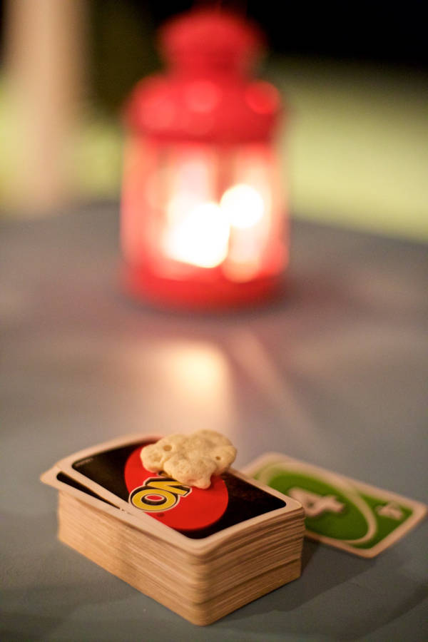 UNO Cards Game at Rawa Island