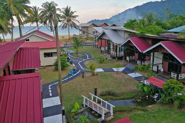 Village Chalet At Juara Village