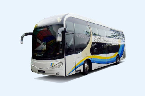 WTS Travel Coach from Singapore to Tioman