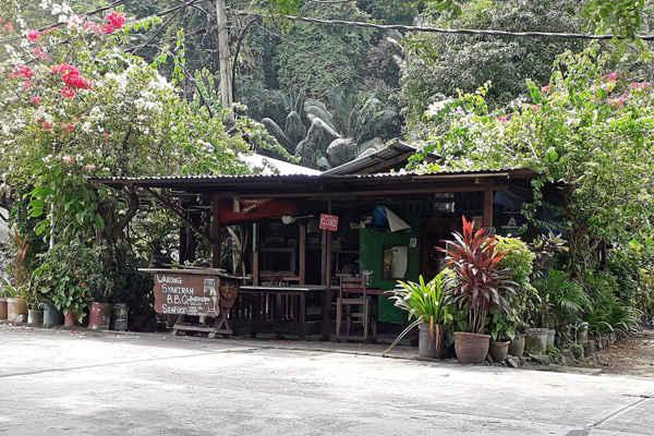 Warong Syahirah BBQ Restaurant at Tekek