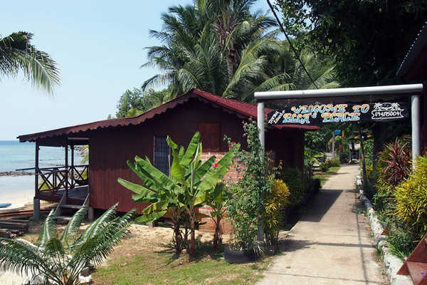 Welcome to Ella's Place at Salang Village Tioman