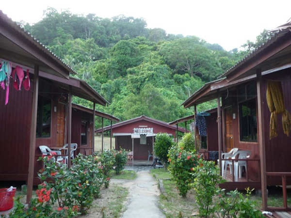 YP Chalet At Air Batang Tioman